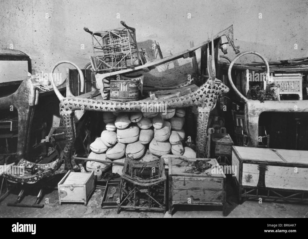 Howard Carter Discovered Tutankhamun S Tomb In The Valley