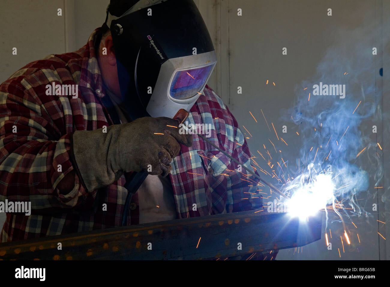 Arc Welding Stock Photos Amp Arc Welding Stock Images
