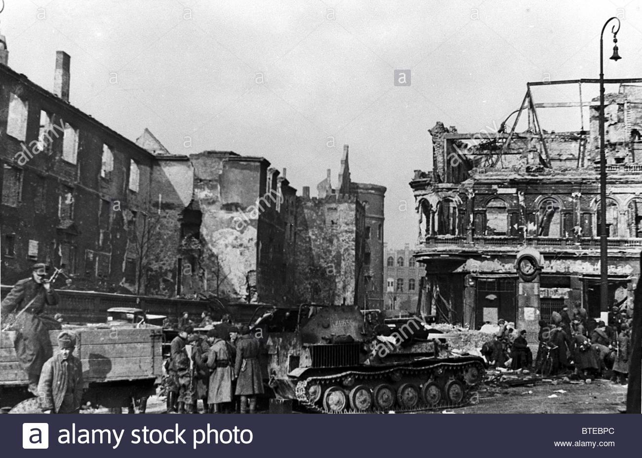Great Patriotic War Soviet Army In Occupied Koenigsberg