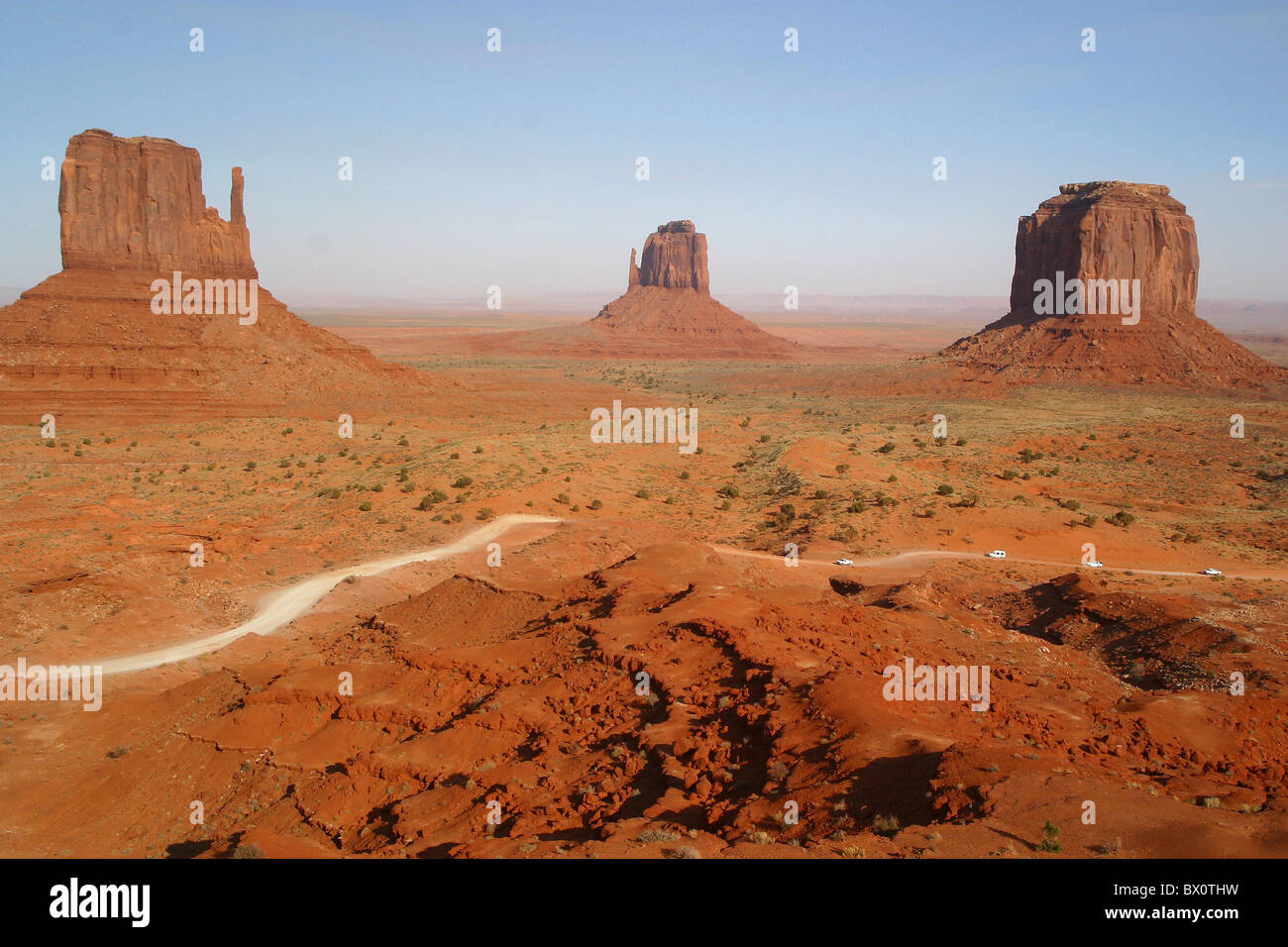 Famous Through Wild West Movies Monument Valley In Utah