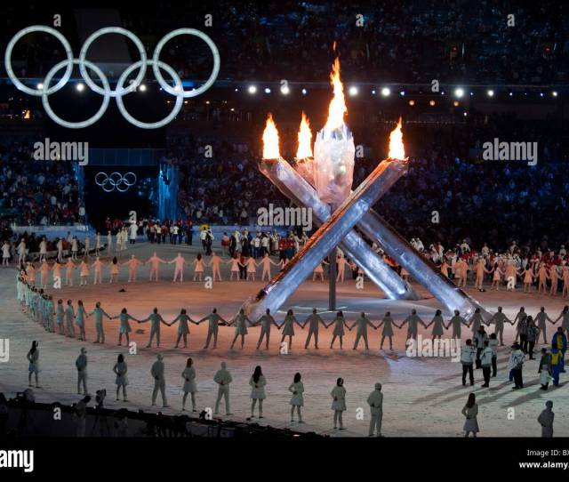 2010 Vancouver Winter Olympics Opening Ceremony