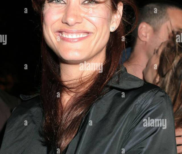 Kate Walsh Maxims 8th Annual Hot 100 Party Hosted By Maxim Magazine Held At The Hotel Gansevoort Arrivals New York City