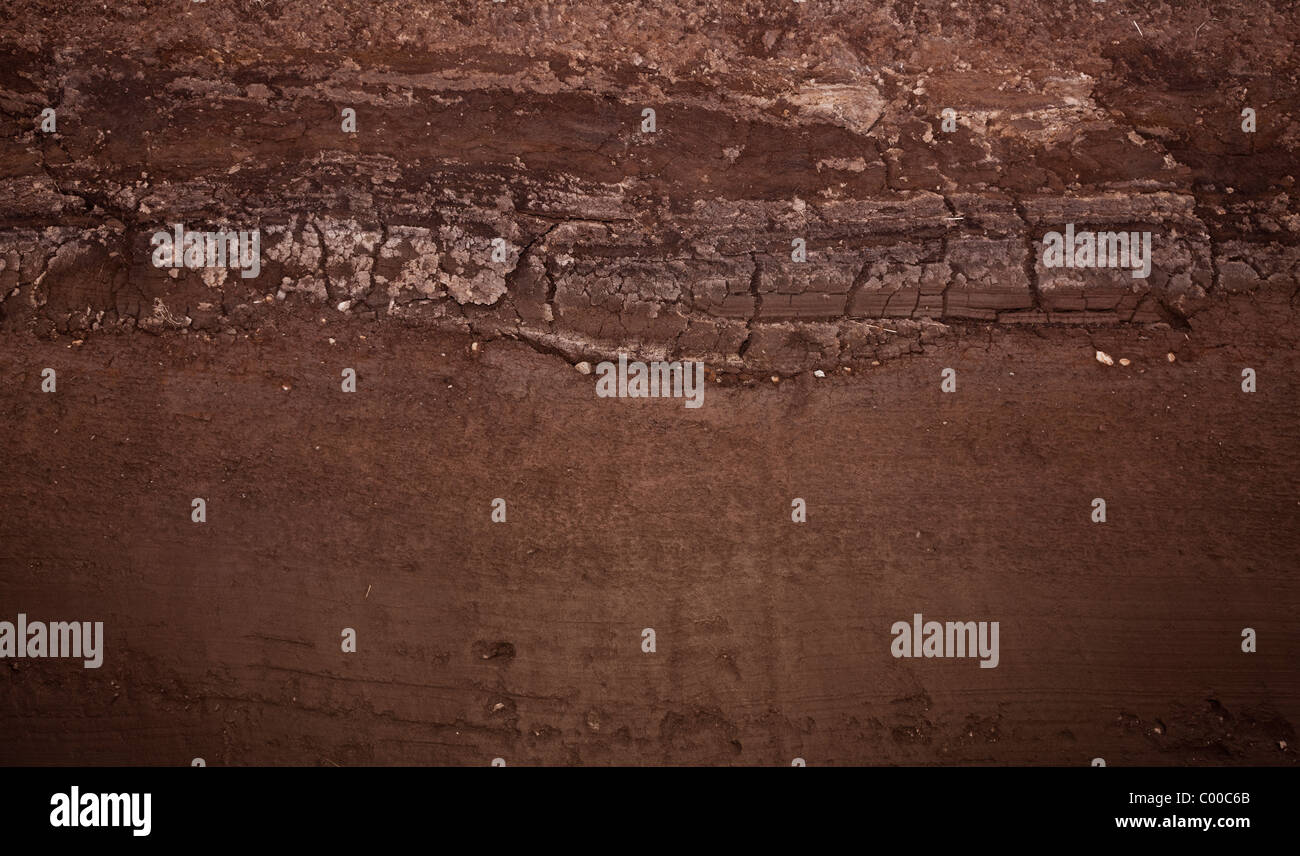 Soil Layers Stock Photos Amp Soil Layers Stock Images