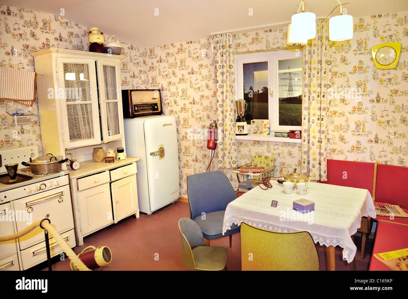 1950s Old European Kitchens