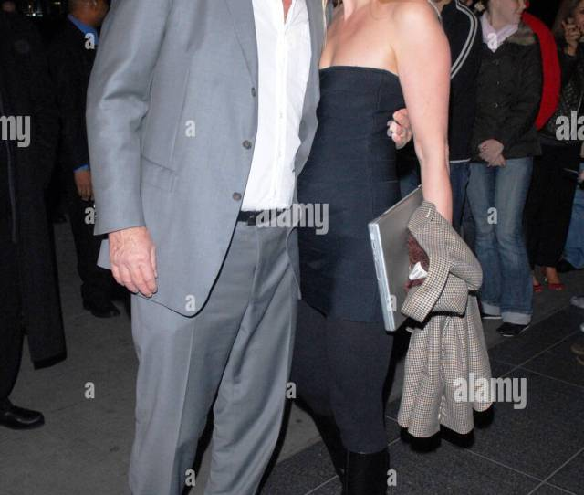 Randy Quaid And Evi Quaid At The Lions For Lambs Screening At The Moma