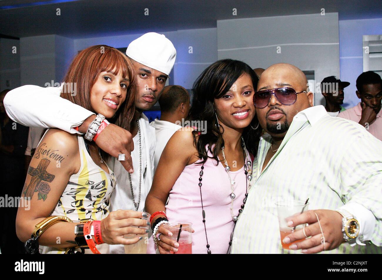 Jazze Pha Bu S Akon S Brother 2nd Annual Birthday Celebration At Compound Club Atlanta Georgia 24 04 08 Stock Photo Alamy