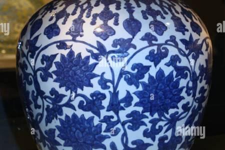 Download Wallpaper Ming Vase Replica Full Wallpapers