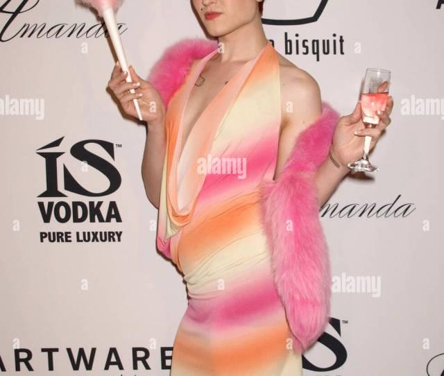 Danni Daniels Transgendered Starlet Amanda Lepore Launches Her New Limited Edition Perfume Amanda Eau De