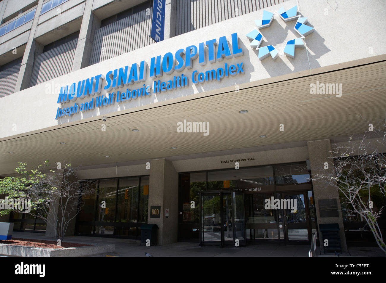 Mount Sinai Hospital Stock Photos Amp Mount Sinai Hospital