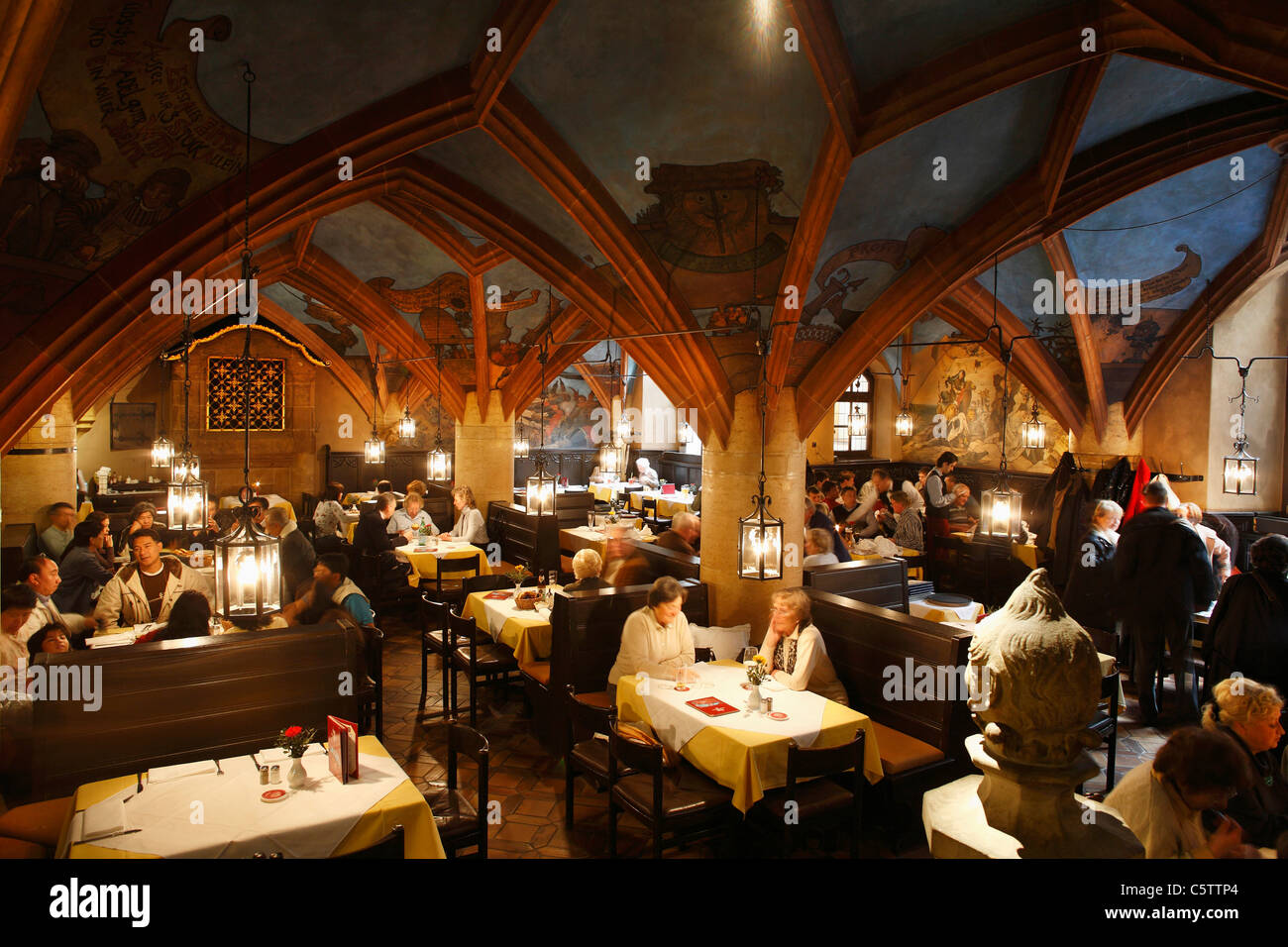 Munich Ratskeller Restaurant Food Images