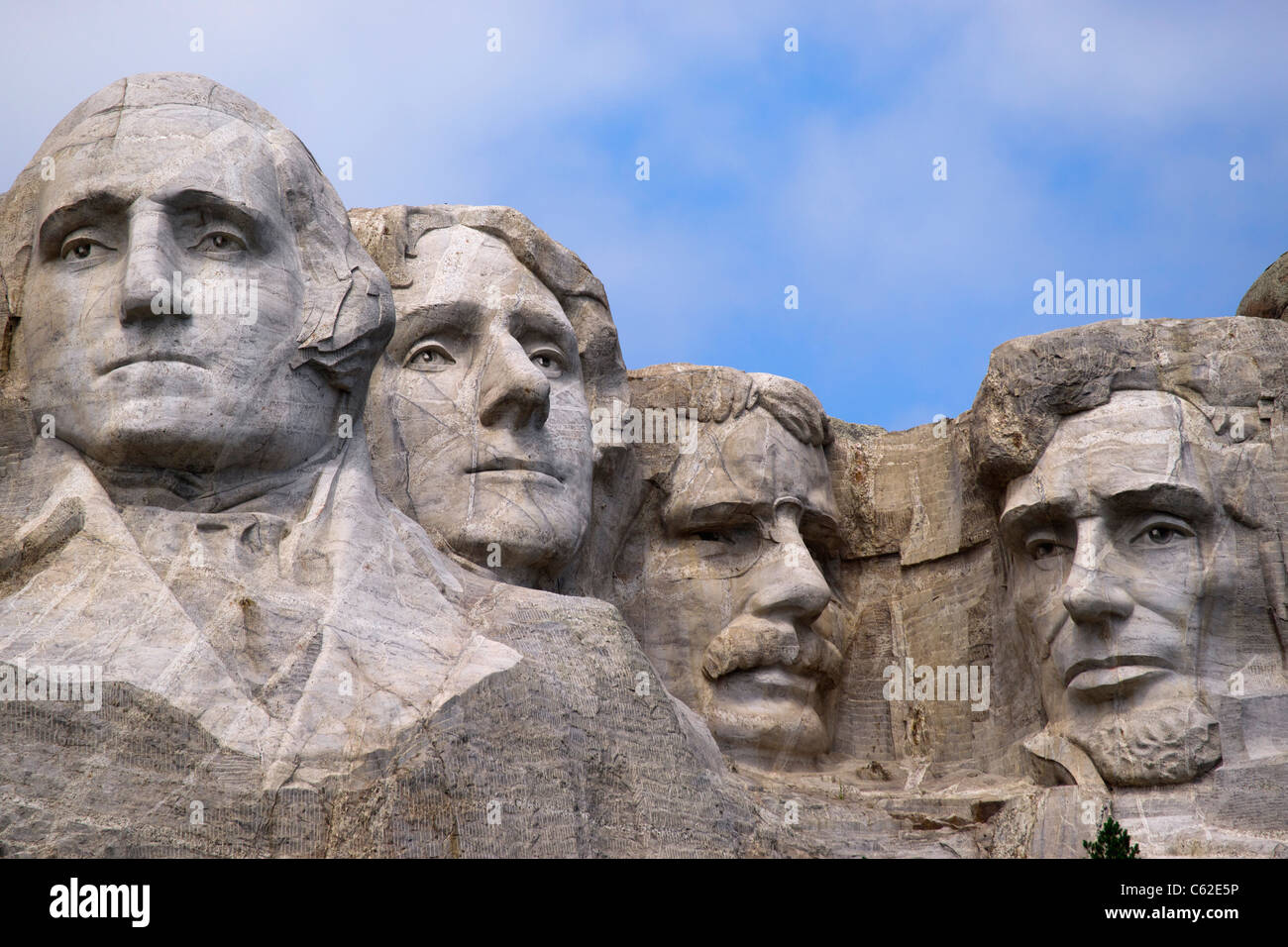 The Presidents Of Mount Rushmore