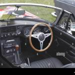 Mgb Roadster High Resolution Stock Photography And Images Alamy