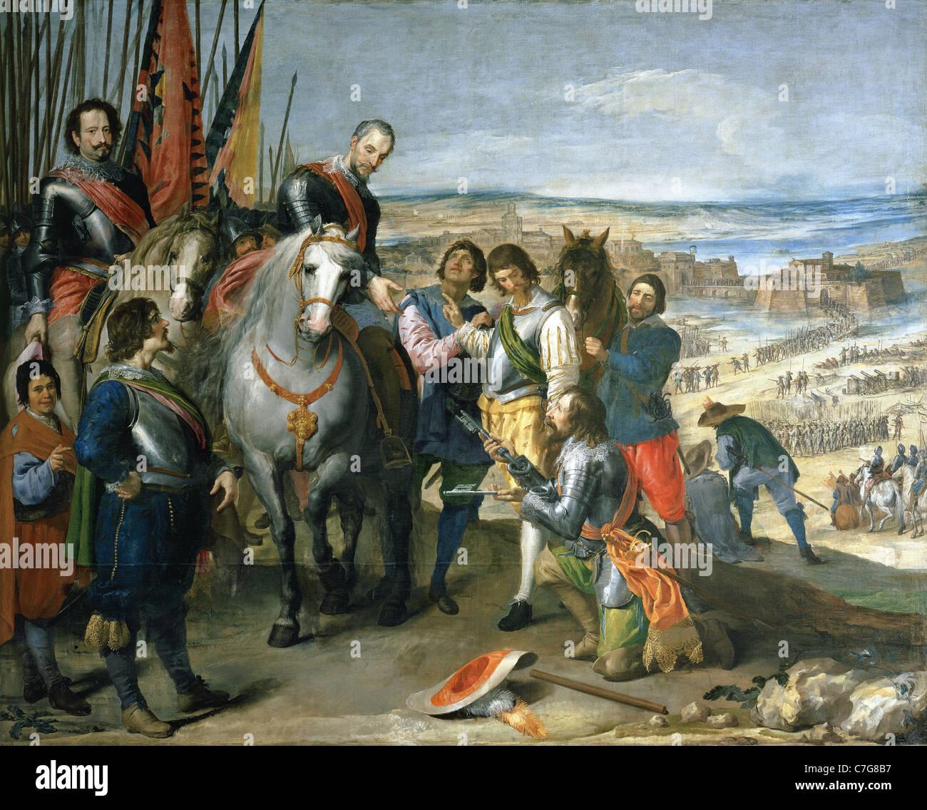 Thirty Years War The Surrender Of Julich