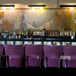 Bar Wall Painting Cafe Americain Amsterdam An Art Deco