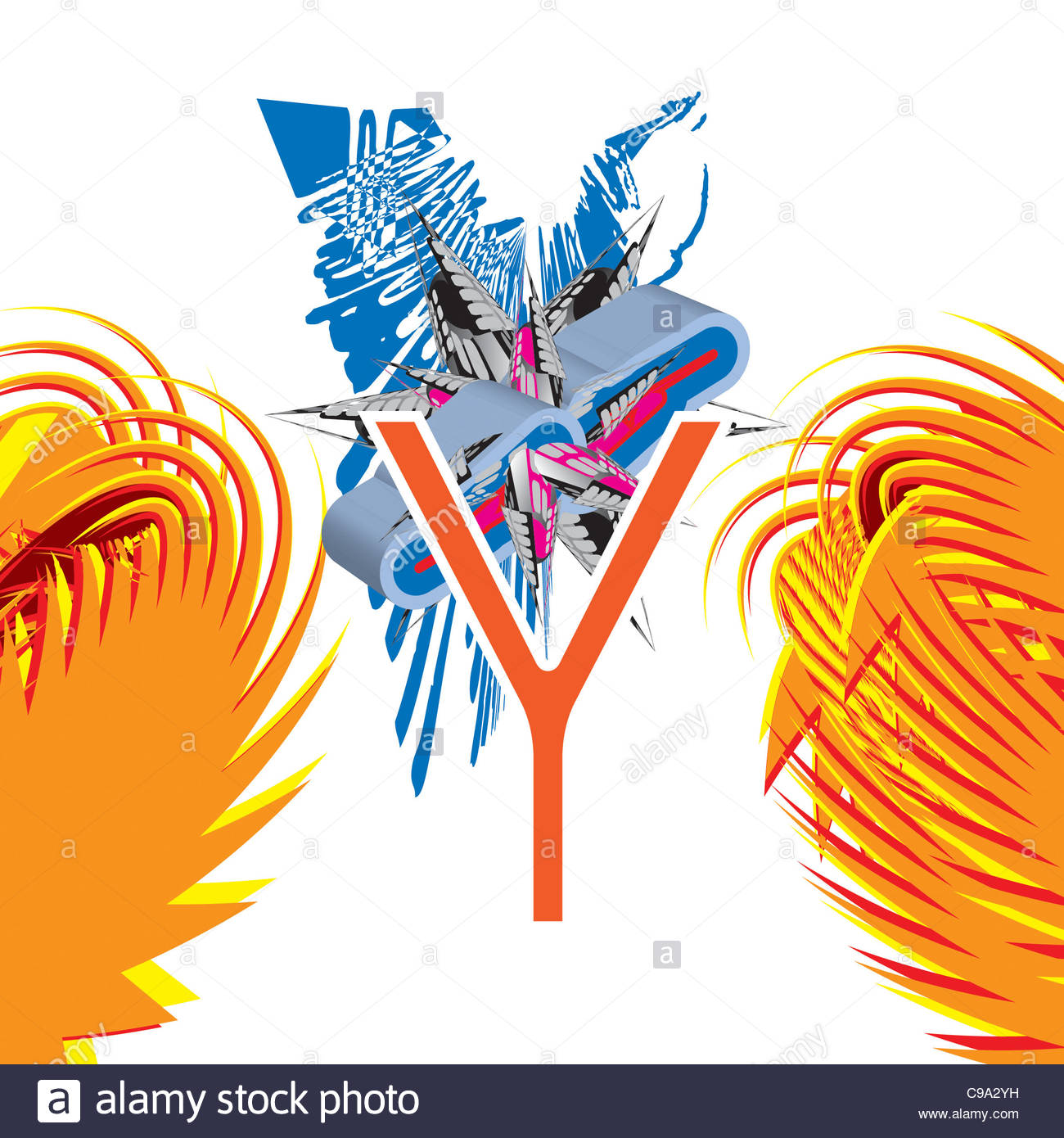 Letter Y Words Pictures
