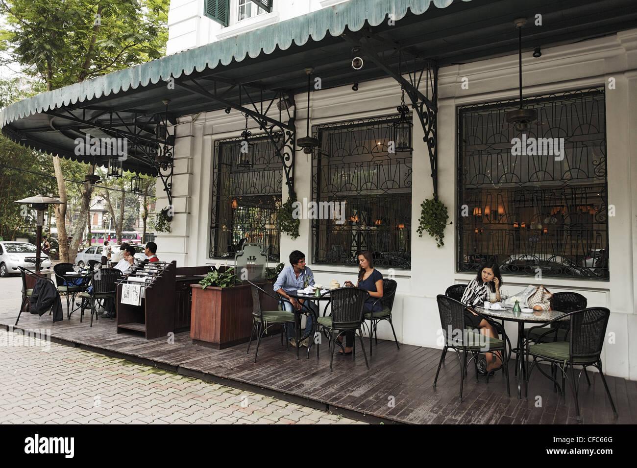 Restaurant French Quarter Hanoi