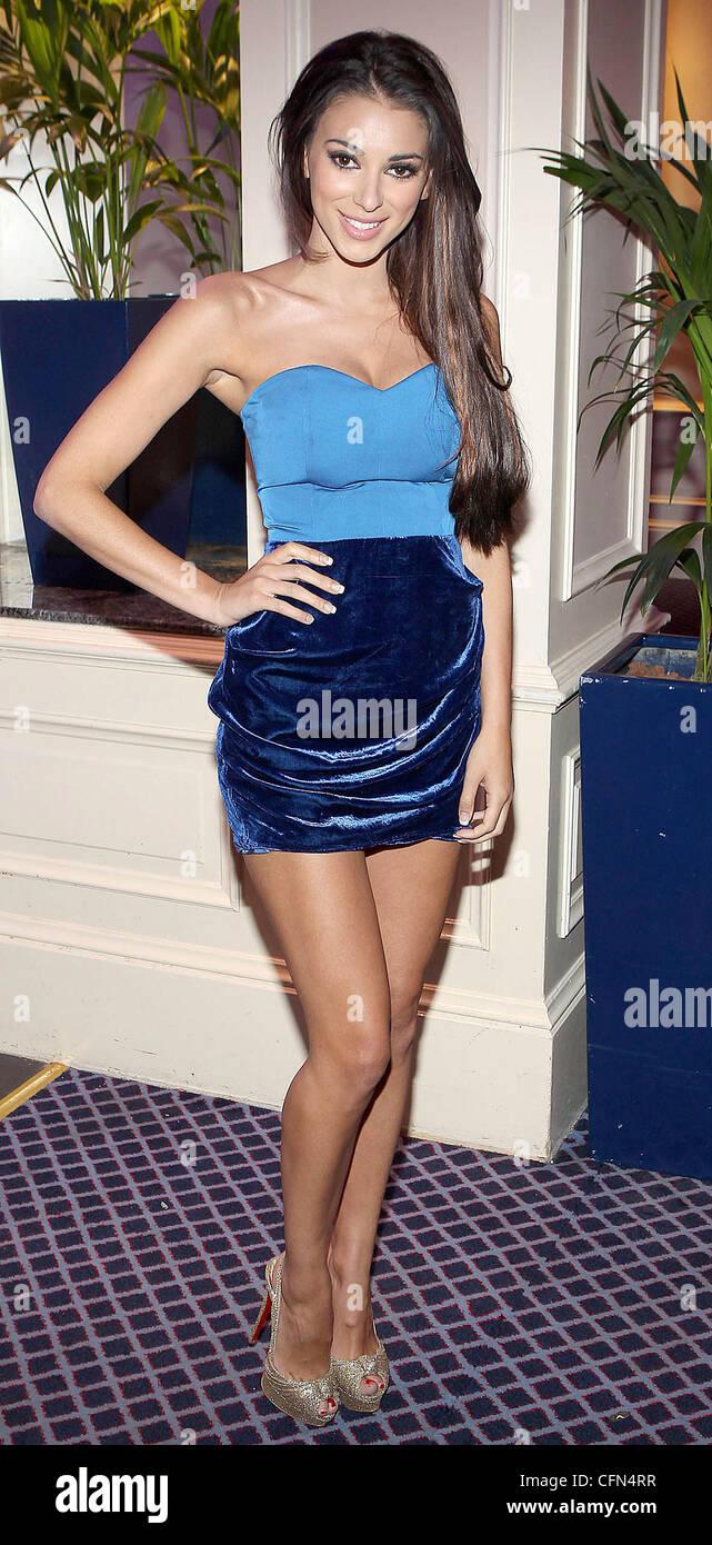 Georgia Salpa At An Event In Dublin The Brunette Beauty
