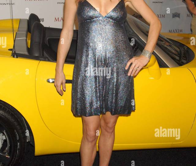 May 16 2007 New York Ny Usa Kate Walsh At The Maxims 8th Annual Hot 100 Party Which Took Place At The Gansevoort Hotel