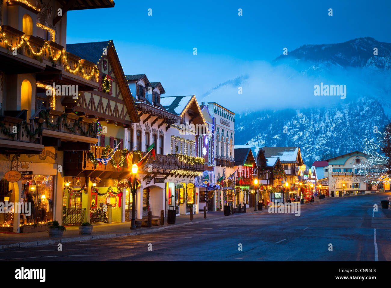 Leavenworth Wa Christmas Tree Lighting Decoratingspecial Com & Awesome Picture of Leavenworth Christmas Lighting Festival ... azcodes.com