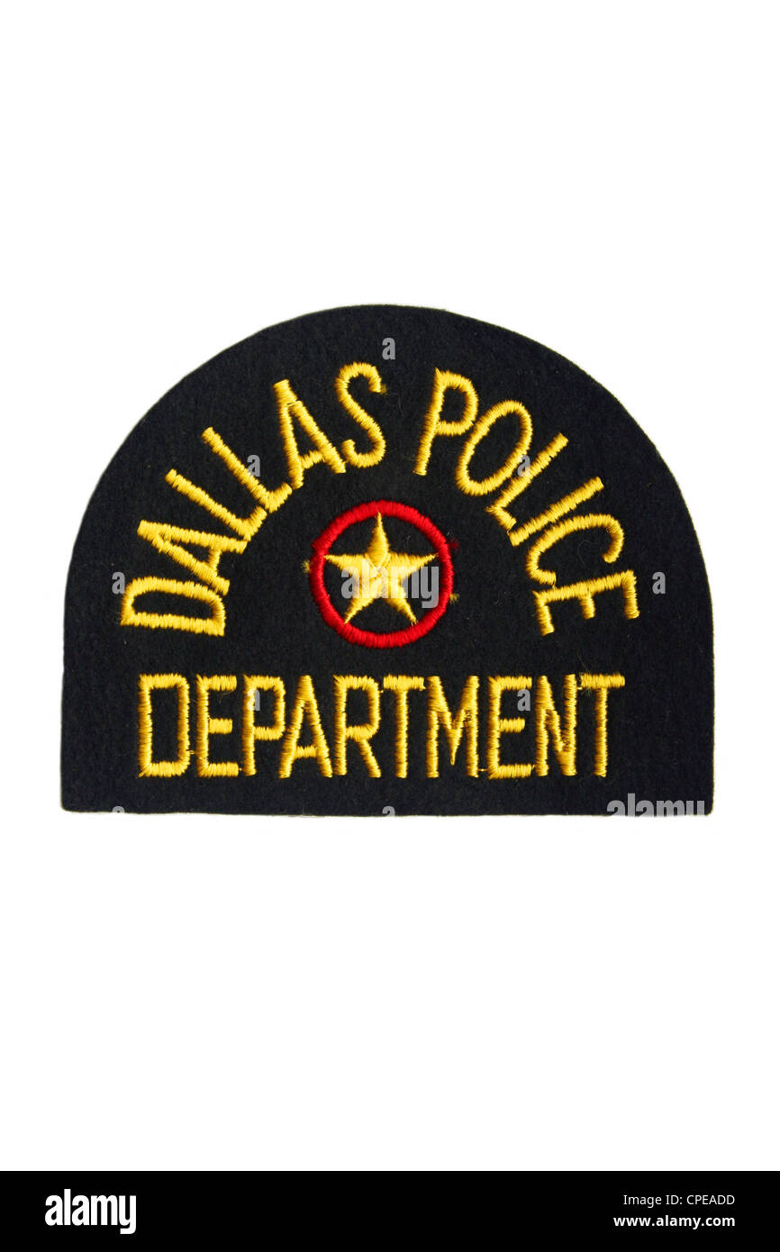 All America City Police Department Patch
