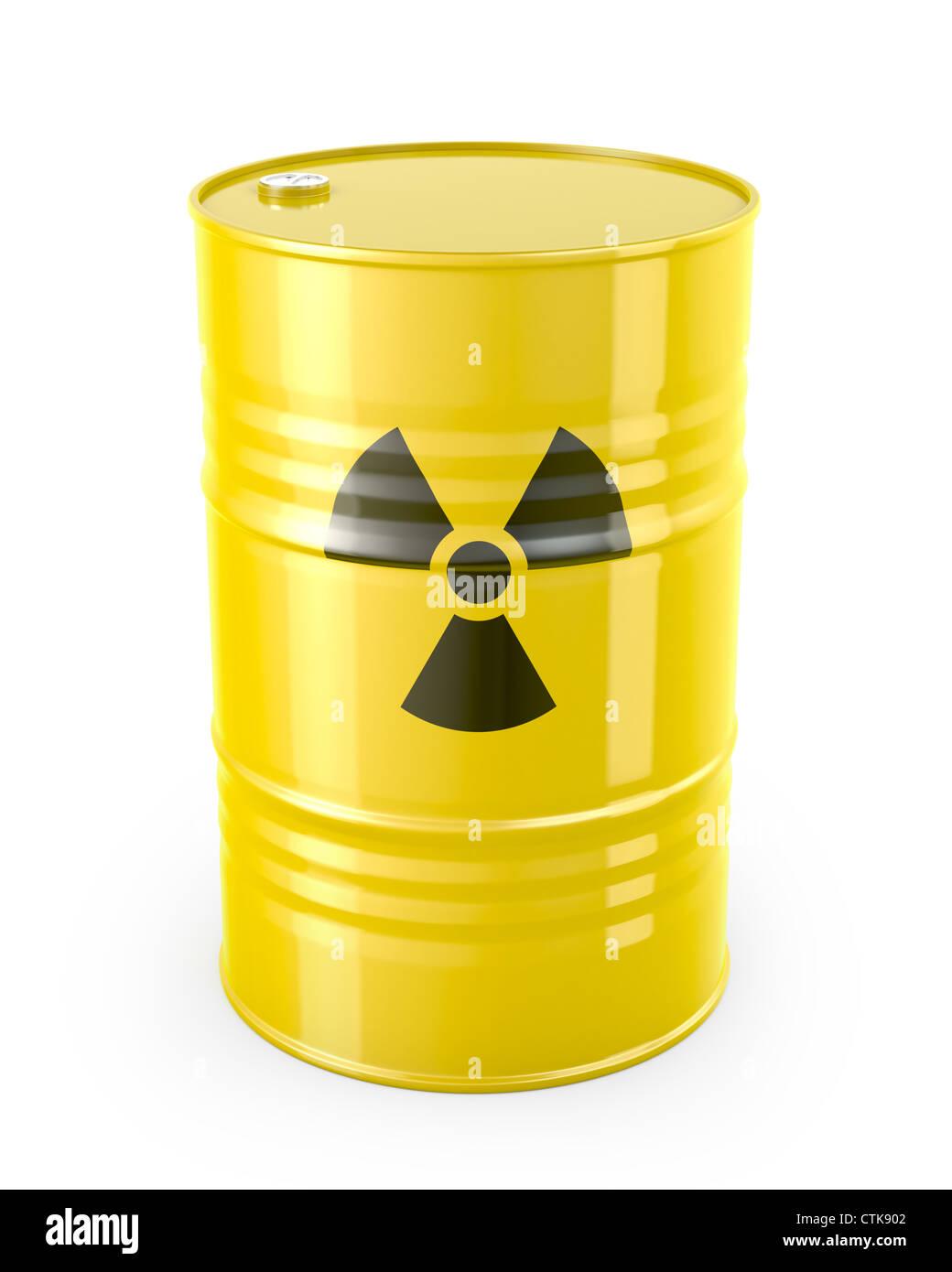 Nuclear Waste Disposal Symbol
