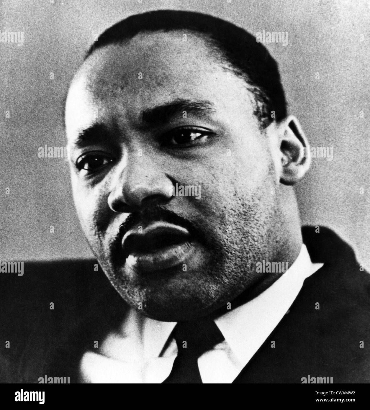 Dr Martin Luther King Jr African American