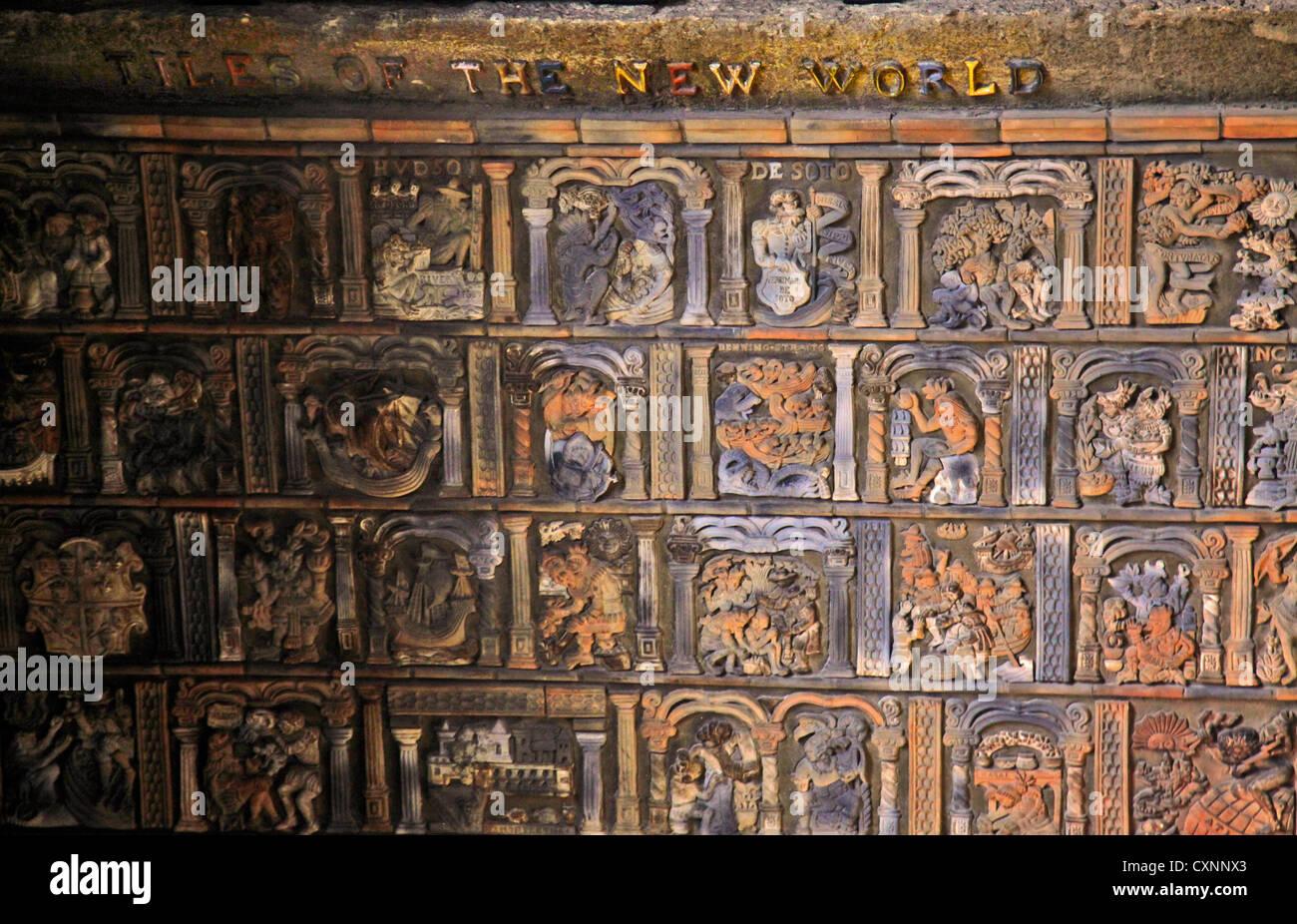 https www alamy com stock photo moravian pottery tile works in doylestown pa 50879979 html