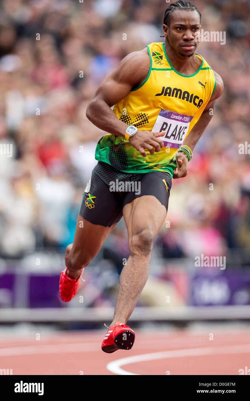 Olympic 2012 Yohan Blake