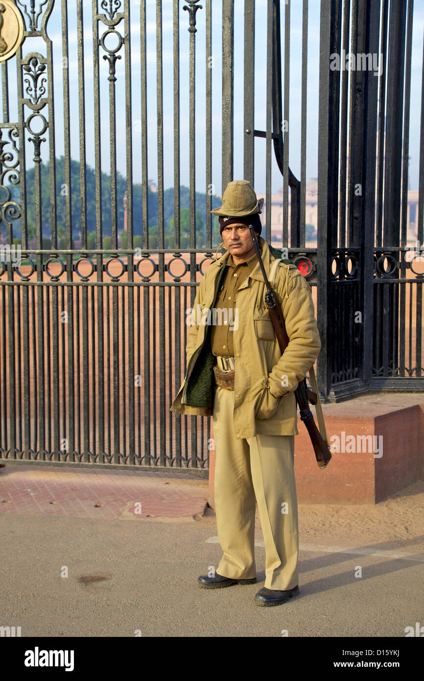 Security Guard Gate