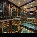 Italy Tuscany Viareggio Tecnomar Velvet 26 Luxury Yacht 26 Stock Photo Alamy