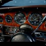 1978 Rolls Royce Silver Shadow Ii Classic Luxury Car Interior Stock Photo Alamy