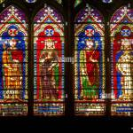 Stained Glass Windows High Resolution Stock Photography And Images Alamy