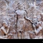 Art On Metal Plate About King Ramkhamhaeng History Thailand Stock Photo Alamy