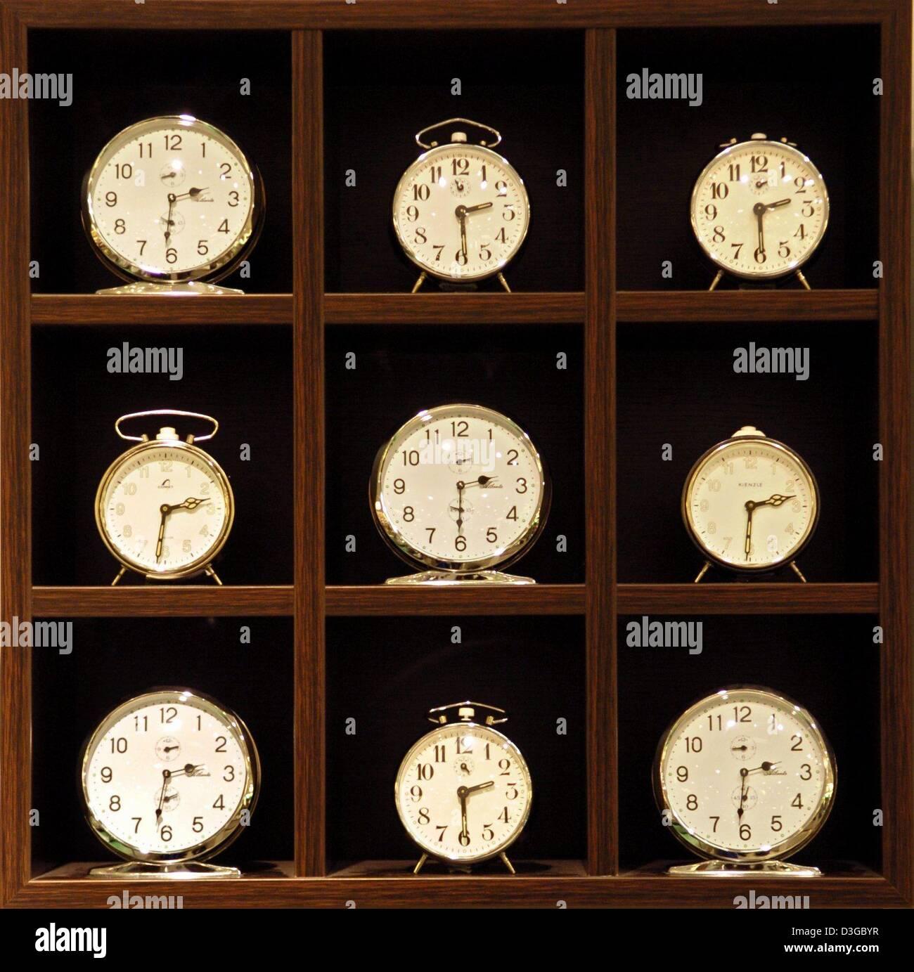 Radio Controlled Clocks Stock Photos Amp Radio Controlled Clocks Stock Images