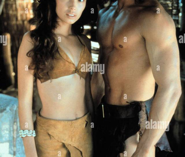 Jane March Casper Van Dien Tarzan And The Lost City 1998