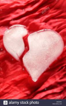 Image result for heart made of ice
