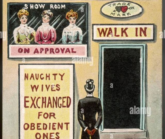 Naughty Wives Exchanged Stock Photo