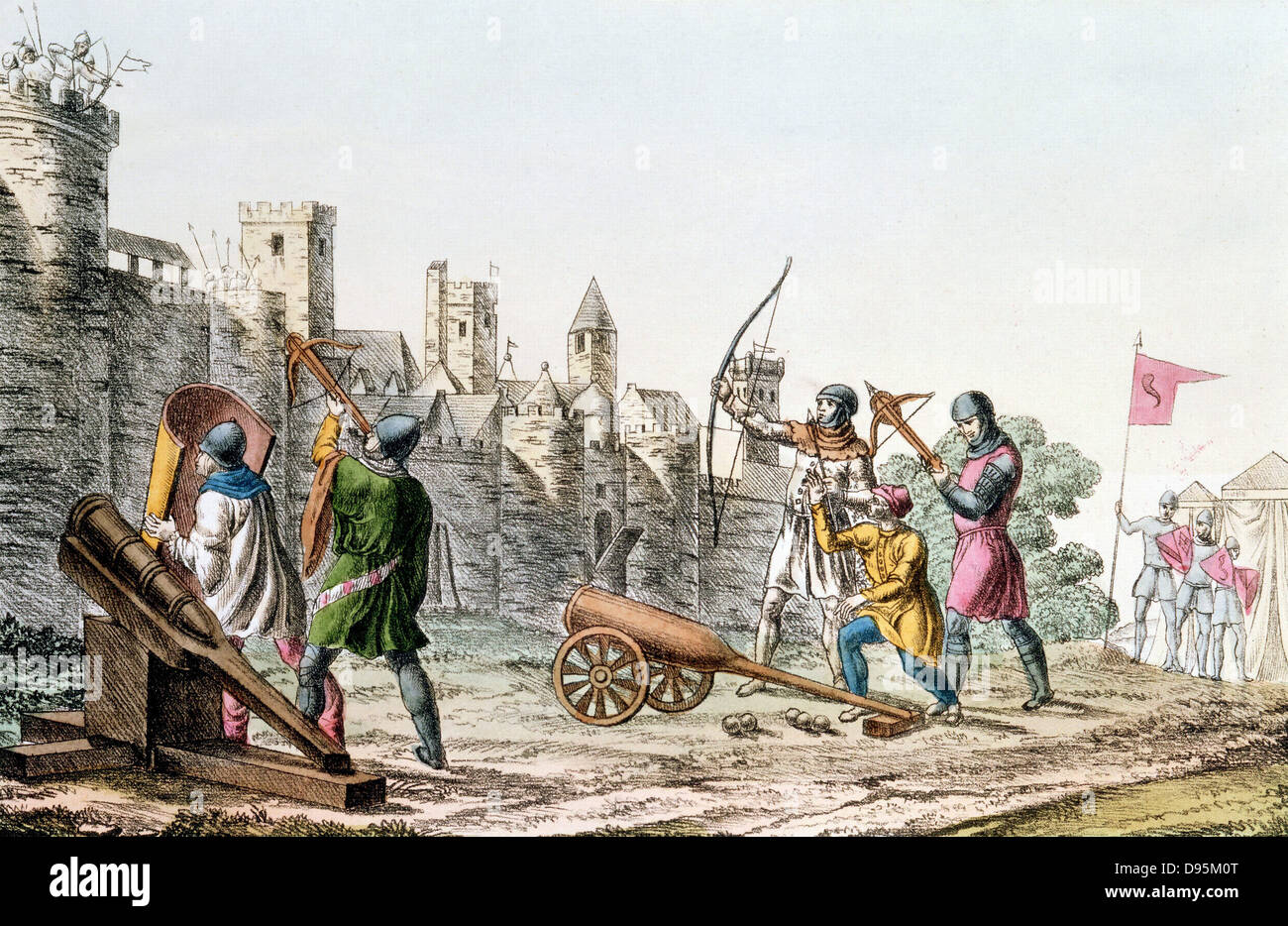 Hundred Years War Between France And England English