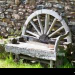 Wagon Wheel High Resolution Stock Photography And Images Alamy
