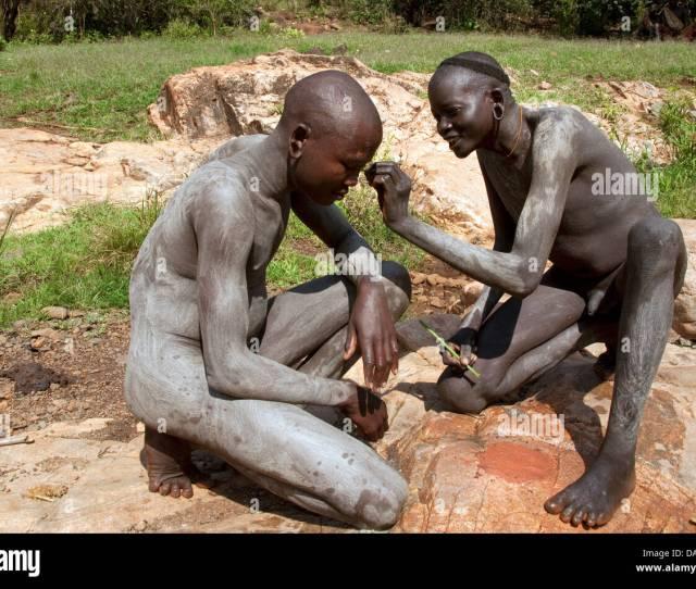 Ethiopian Fucked Each Other
