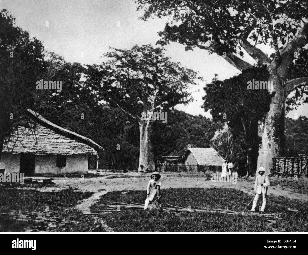 Colonialism Africa German East Africa German Plantation
