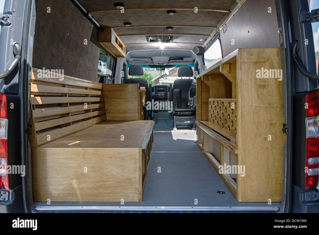 Freightliner Van Campers