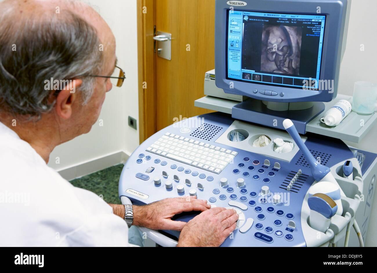 Obstetric Ultrasound Stock Photos Amp Obstetric Ultrasound