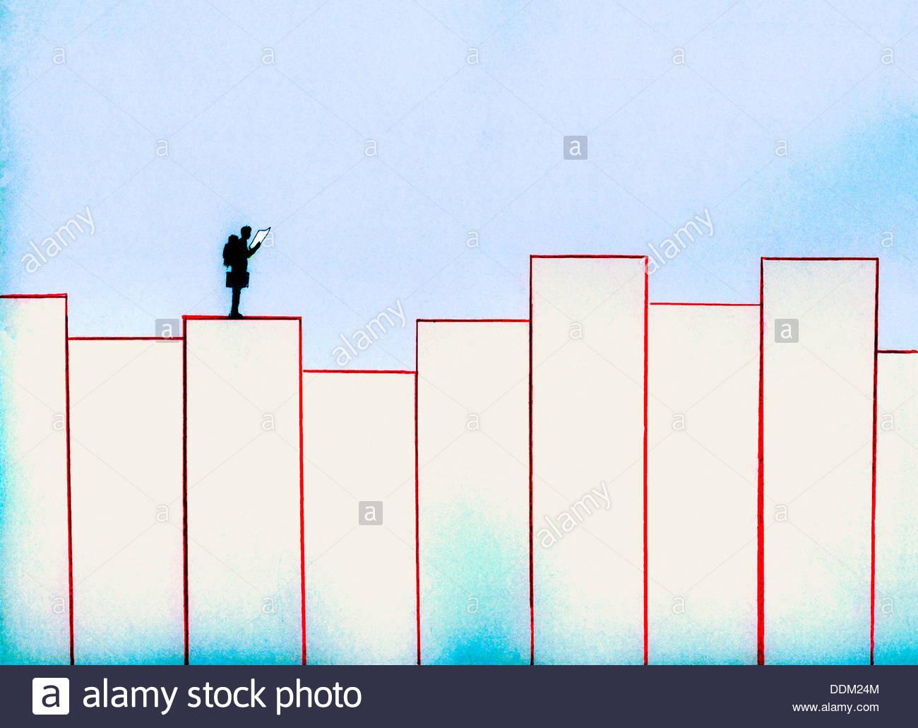 Comparison Bar Graph Stock Photos Amp Comparison Bar Graph