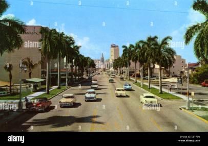 Resultado de imagen para fotos de miami en 1958