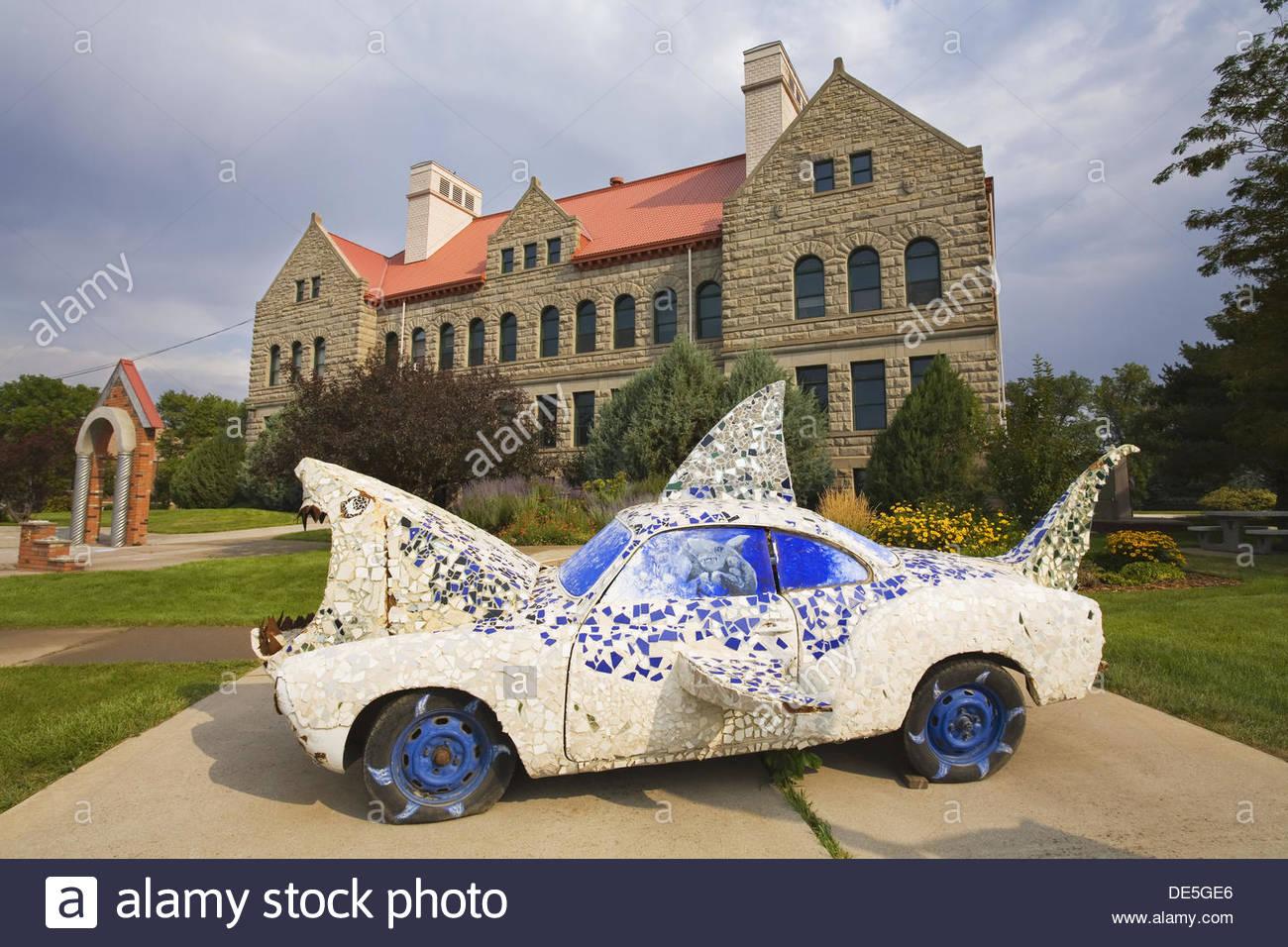 Great White Shark By High School Kids Museum Of Art