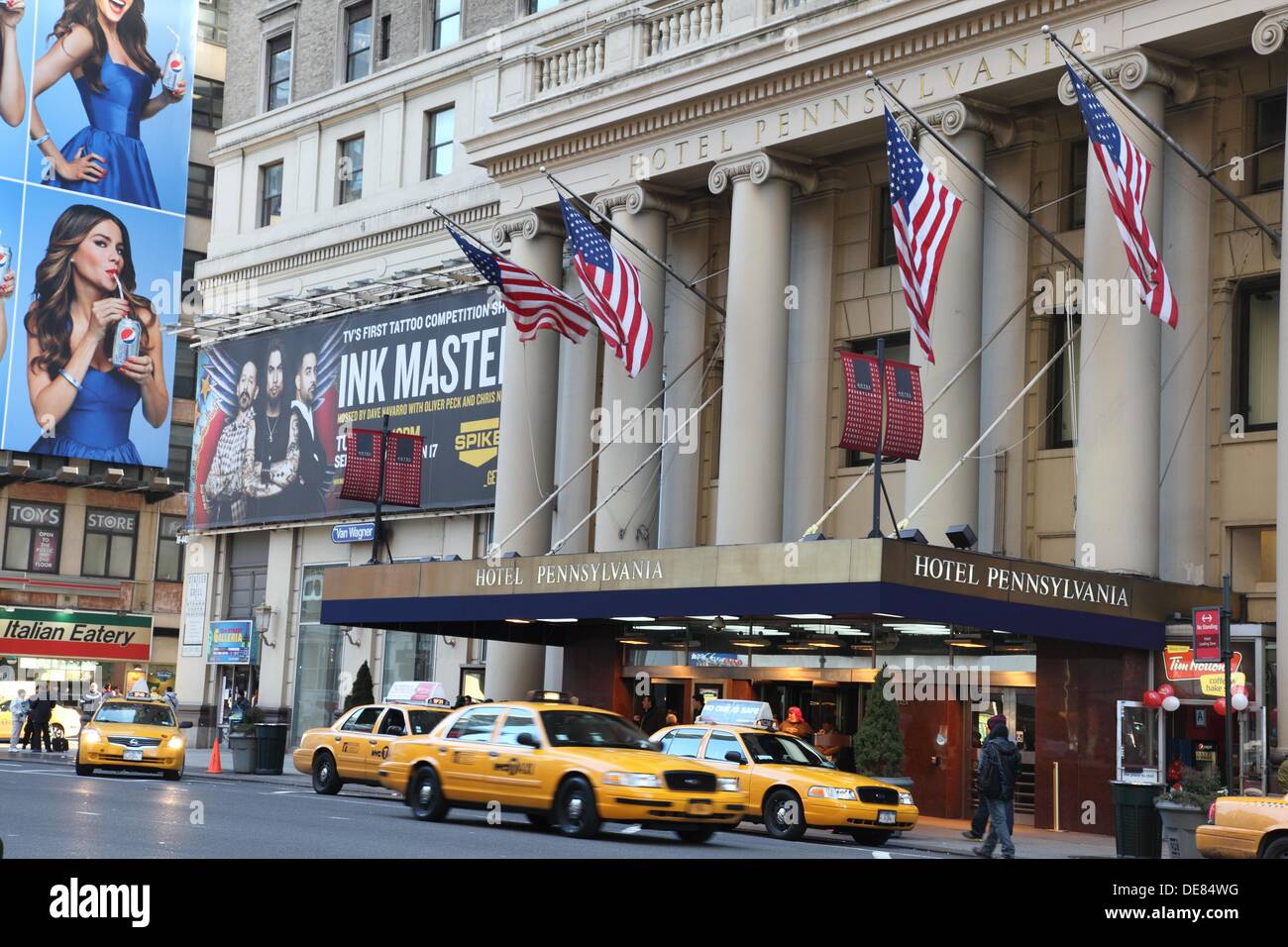 7 Th Avenue Hotel Pennsylvania New York Ny United