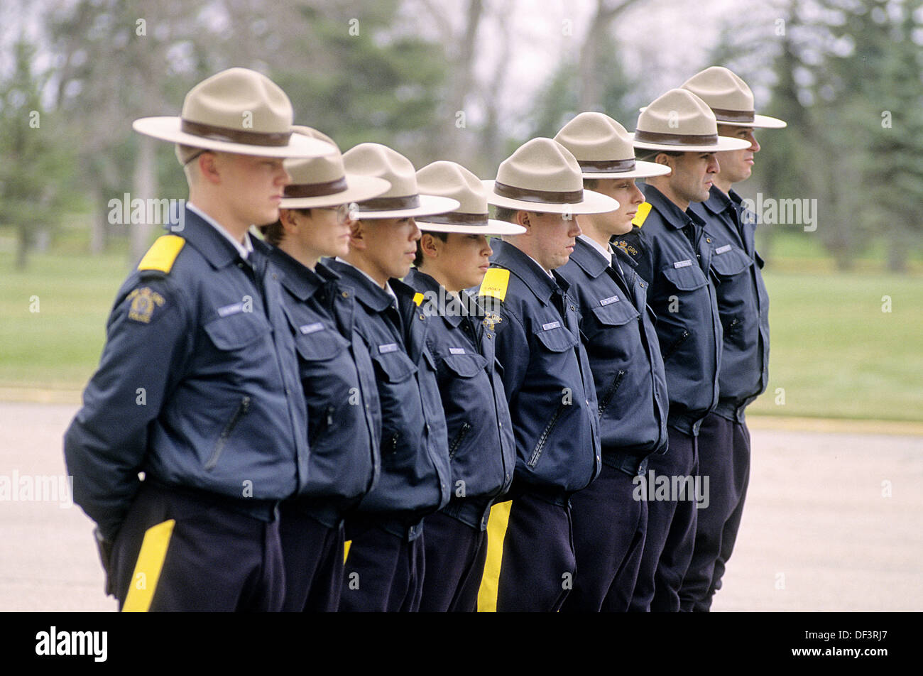 The Royal Canadian Mounted Police Rcmp Training Academy