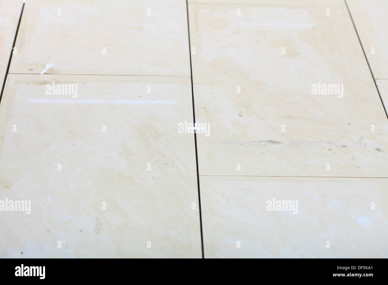 https www alamy com improvement renovation at home unfinished ceramic tiles with spacers image60975881 html