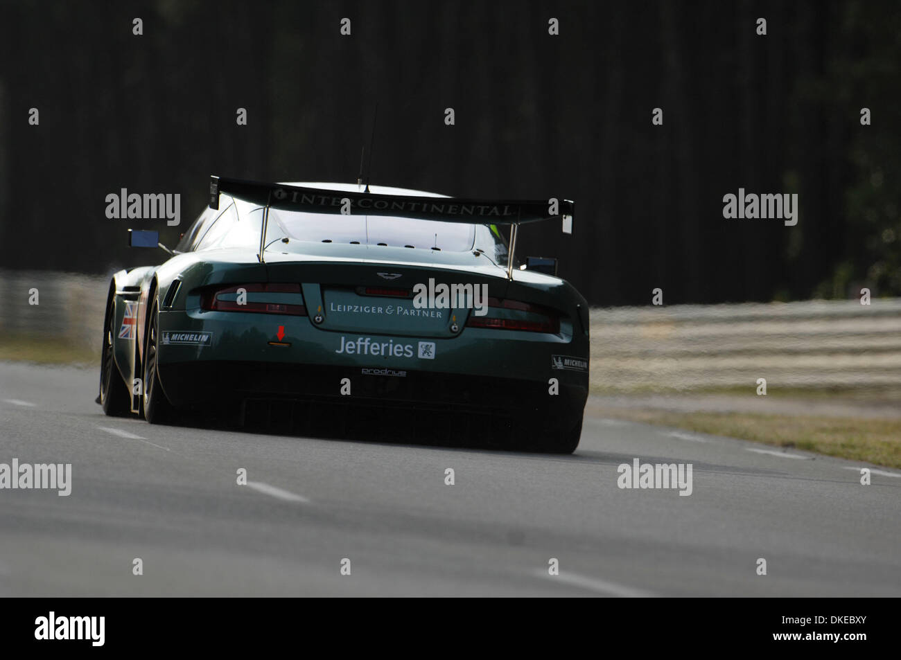 https www alamy com jun 17 2007 le mans france 009 aston martin racing aston martin dbr9 image63626275 html